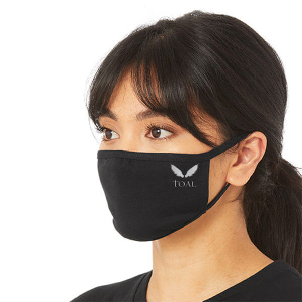 TOAL 2-Ply Reusable Face Mask