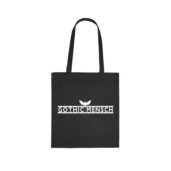 Gothic-Mensch Baumwolltasche #2