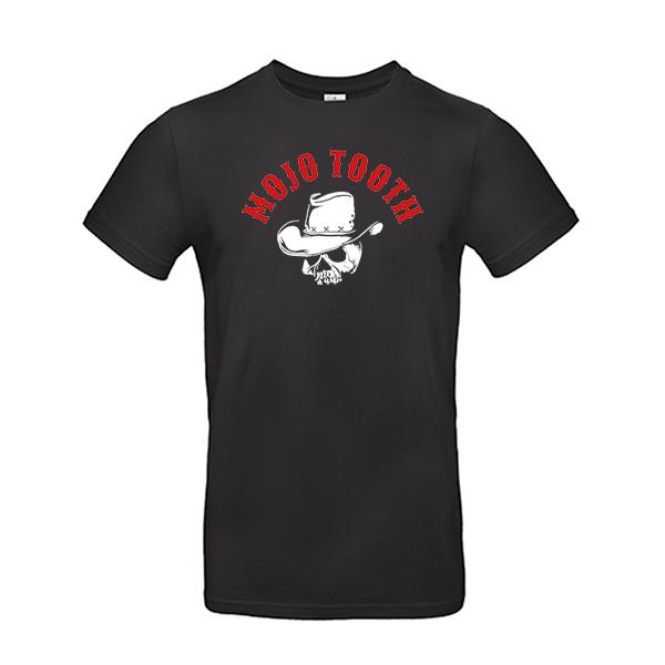 Mojo Tooth Herren Shirt schwarz