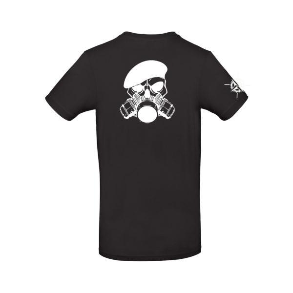 evo-lution T-Shirt Commander Back