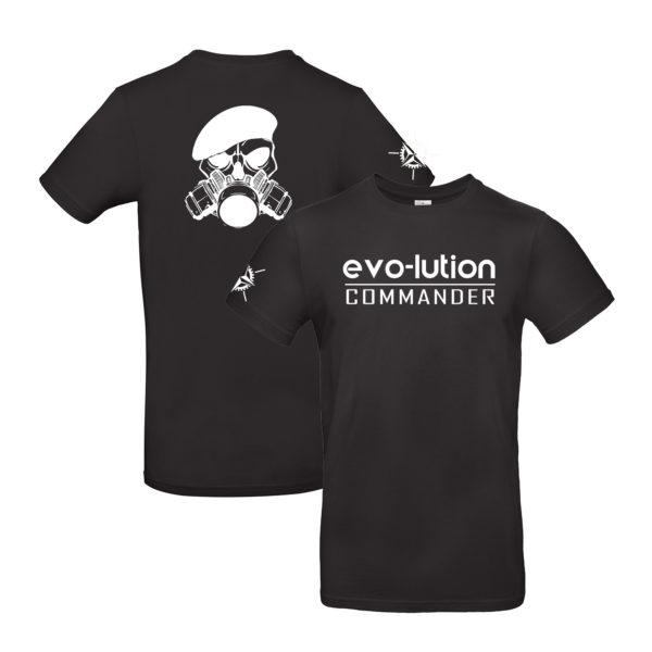 evo-lution T-Shirt Commander