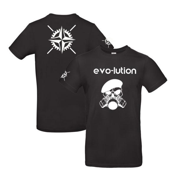 evo-lution Shirt mask