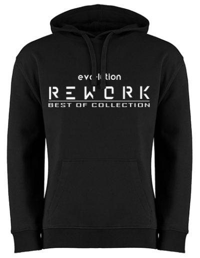 evo-lution Hoodie Rework Front