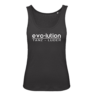 "evo-lution Tank Top ""Tanz-Luder"""